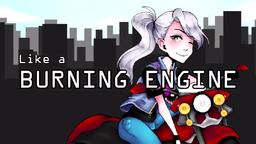 """Image of """"Like a Burning Engine"""""""