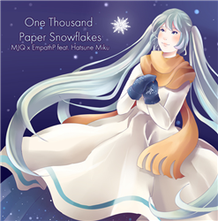 File:One Thousand Paper Snowflakes single.png