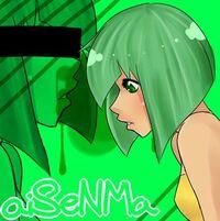 AiSeNMa Cover Art