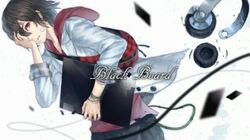 Black Board Chouchou-P