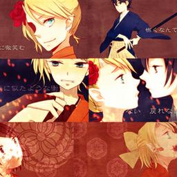 """Image of """"鬼姫と花嵐 (Onihime to Hanaarashi)"""""""