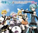 Hatsune Miku ‐ Project DIVA‐2nd NONSTOP MIX COLLECTION (初音ミク‐Project DIVA‐2nd NONSTOP MIX COLLECTION)
