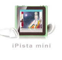 IPista mini album illust