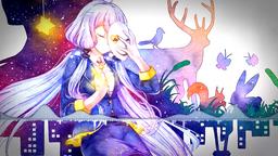"""Image of """"面具少女 (Miànjù Shàonǚ)"""""""