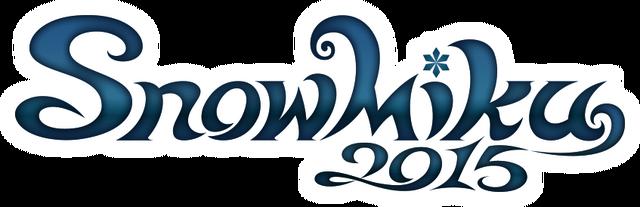 File:Snow Miku 2015 logo.png