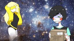 """Image of """"Korozashisakae's Mysterious Package"""""""