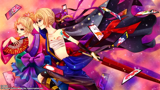 File:Kagamine hachi hachi hana kassen f loading screen.png