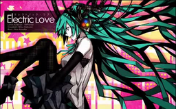 """Image of """"エレクトリック・ラブ (Electric Love)"""""""