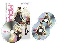Mayu with album
