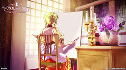 """Image of """"グラスレッドの肖像 (Glassred no Shouzou)"""""""