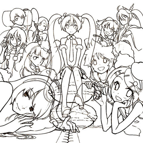 Archivo:Exit tunes album vocalosensation rough image.jpg