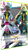 Unity-chan! VOCALOID4