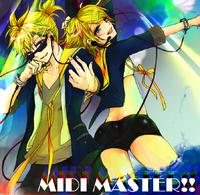 MIDI MASTER!! JesusP mini album