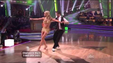 Dancing With the Stars S12E05 - Chelsea Kane & Mark Ballas - Cha Cha Cha