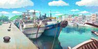 Lan Kong Harbour