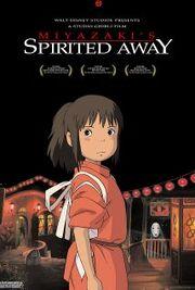 Spirited Away DVD Cover