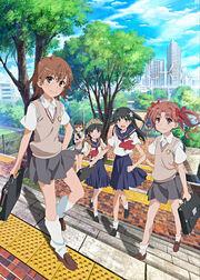 Toaru Kagaku no Railgun S Poster