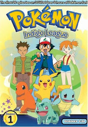 Pokémon DVD Cover