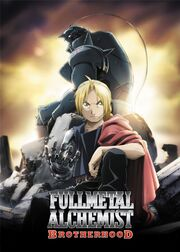 FMA Brotherhood Cover