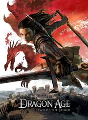 Dragon Age Dawn of the Seeker Poster