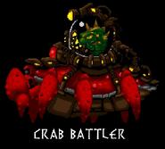 Crab Battler