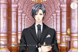 Be My Princess - Butler Claude