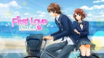 First Love Diaries - A Kiss on the Beach - Opening Movie Voltage