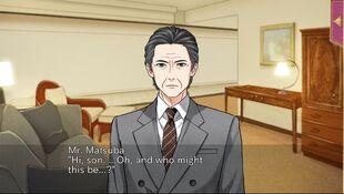 Butler Until Midnight Mr. Matsuba