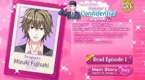 Mizuki Profile