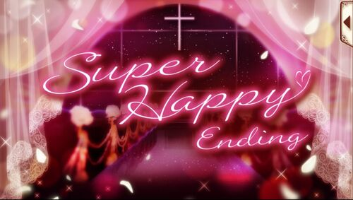 My Wedding and 7 Rings Super Happy Ending