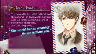Luke Foster Profile