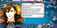 Revance's Sweet Halloween Night