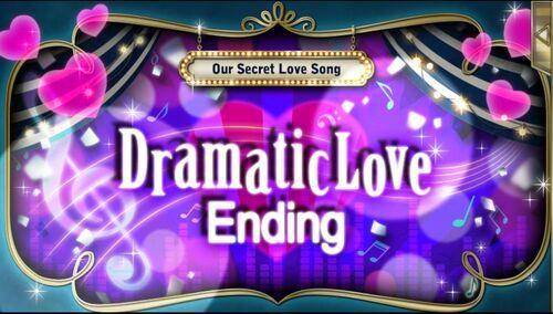 Scandal in the Spotlight Dramatic Love Ending