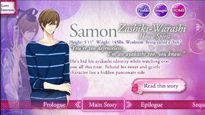 Samon - Profile