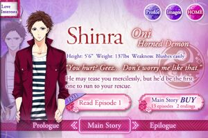 Shinra - Profile
