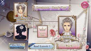 Maximillion Family Tree