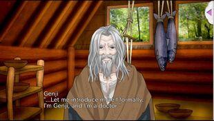 Enchanted in the Moonlight Genji