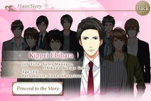 Kippei Ebihara - Profile