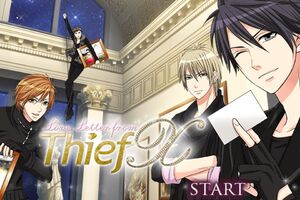 Love Letter From Thief X Title