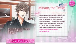 Minato the tease infobox