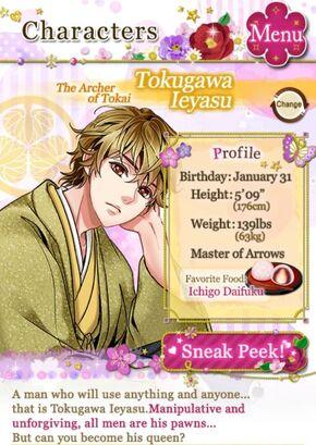 Ieyasu SLB Profile