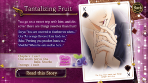 Tantalizing Fruit - Overview