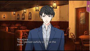 Butler Until Midnight Nakajima