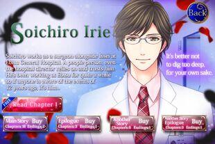 Soichiro Irie - Who He Is