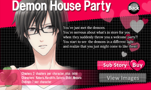 Demon House Party - Profile