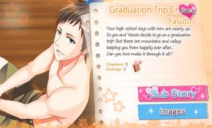 Graduation Trip Crush - Yasuto