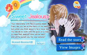 Sweet Jealousy