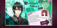 Naomasa Sakura