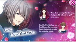 Yukinojo - Personality 3