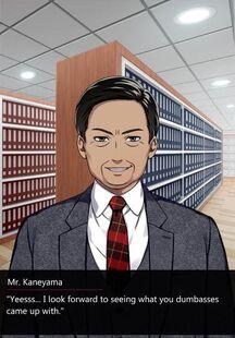 Mr. Kaneyama (LOD)